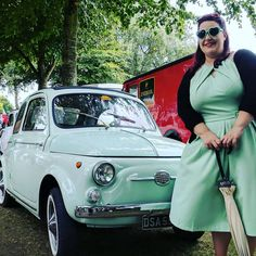 Goodwood Revival has always been my home from home. Goodwood Revival 2017 was no exception - A Geek's Guide to the best vintage fair/car show in the UK. Fiat 500, Goodwood Revival, Car Show, Automobile, Vintage, Mint, Writing, Beauty And The Beast, Car