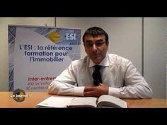 Reportage réalisé en Mars dernier sur l'école Supérieur de l'immobilier   Interview de Thierry CHEMINANT , le président de l'ESI   plus d'infos sur l'école http://www.groupe-esi.fr/HTML/accueil.php