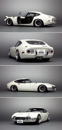 1967 Toyota 2000 GT. Awesome. #ClassicNation