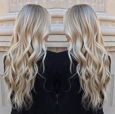 Blonde Hair Shades, Blonde Hair Looks, Brown Blonde Hair, Dark Hair, Medium Blonde, Hair Color Balayage, Brown Balayage, Blonde Balayage, Wedding Hair Colors