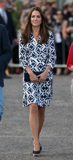 Stitch Fix: If I could pick a style icon, it would be Princess Kate hands down. Elegant, conservative but never lacking in style.