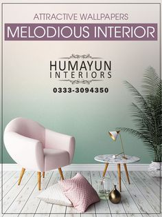 An instrumental touch and musical approach to your interior are our products that make it look exceptionally better.  Product: Wallpaper http://www.humayuninteriors.com/wallpapers/ Call us +021-34964523 , 34821297 , 34991085 Shop no: CA-5,6,7 hassan center, University Road Gulshan-e-Iqbal Karachi Pakistan #Banquets_carpets #Commercial_carpets #Office_carpets #Berber_carpets #Loop_carpets #Highpile_carpets #Masjid_carpets #Contemporary_rugs #Area_rugs #Centerpieces #Abstract_modern_rugs…
