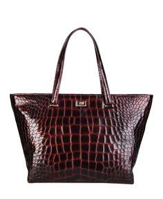 Shopping bag donna  CAVALLI CLASS C00PW16C25D2 Marrone - Primavera Est