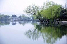 West Lake in Hangzhou 西湖