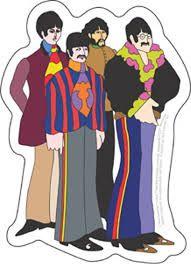 Resultado de imagem para The Beatles yellow submarine