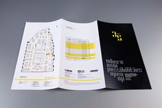 THERE Design  Flyer design. http://there.com.au/work/cbre_35clarence