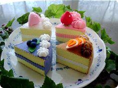 Moldes para Artesanato em Tecido: Frutas legumes doces e cia
