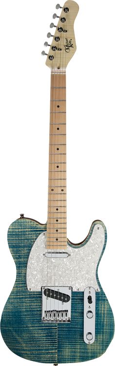 Michael Kelly Guitar Co. 1953, Blue Jean Wash