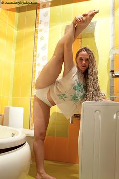 Mini Teens Naked Flexible 101