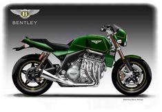 Resultado de imagen para moto bentley