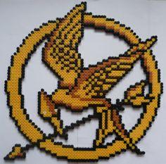 Le geai moqueur d'Hunger Games