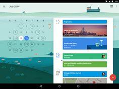 Google Calendar - screenshot