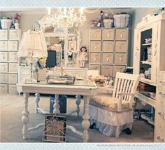 @Where Women CREATE Magazine Summer 2014 — studio space of Dolly Mamas creator, Joey Heiberg.
