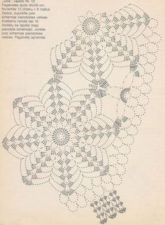 Gallery.ru / Фото #69 - 5 - nezabud-ka Crochet Doily Diagram, Crochet Square Patterns, Crochet Motifs, Crochet Borders, Crochet Round, Crochet Chart, Thread Crochet, Filet Crochet, Crochet Designs