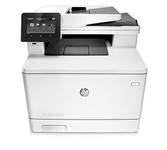 awesome HP Color LaserJet Pro MFP All-in-One Printer M5H23A