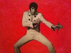 Kung fu Elvis - Mark Zimmerman, 2012