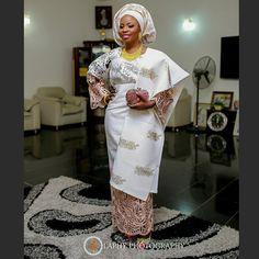 Our Bride @_bilqis    Make up @joycejacob_jjb    Aso oke @molbaks_alasooke    Photog @laphyphotography  #BeeAndJay2015 #NigerianWedding #bellanaijaweddings #weddingdigestnaija #weddingplanner #weddingdesigner #MaitredBride #maitredcouple #whiteandbronze #ilorinwedding #AugustWedding #nikkah