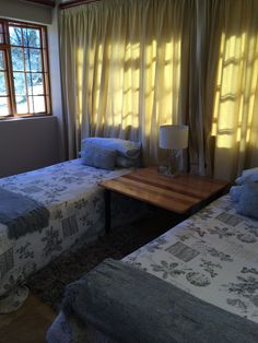 This is the Chilren's room in the Family Unit in Oak Tree Lodge