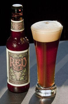 Odells Red Ale - Odell Brewing Company Colorado, United States