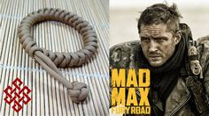 Mad Max Snake Knot Paracord Bracelet Tutorial