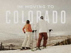 Dribbble - I'm Moving to Colorado! by Andrew Littmann
