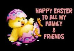 www.happy easter friends.com | Happy Easter Friends And Family Pictures, Photos, and Images for ...