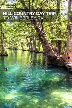 Hill Country Day Trip: Wimberley While visitors never need a reason to leave Austin, sometimes it is nice to escape the big city for a little Texas Hill Country magic. Just an hour outside of Austin, Wimberley is a great day trip Texas Vacations, Texas Roadtrip, Texas Travel, Vacation Places, Travel Usa, Places To Travel, Places To Visit, Texas Getaways, Hiking Texas