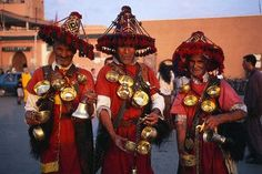 Morocco People and Culture | Morocco - Language, Culture and Doing Business