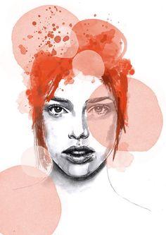 Illustration by Annefrid Sjöman www.fridafargoform.se