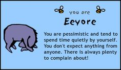 Sad Eeyore Quotes | oh bother