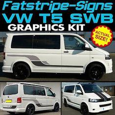 Vw T5, Vw Transporter Van, T4 Camper, Campers, Rv Decals, Transit Custom, Renault Master, Truck Stickers, Vw Crafter