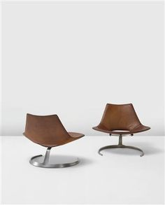Back to the 60's : Preben Fabricius and Jørgen Kastholm #chair #seat
