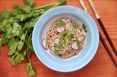 Meatless Mondays: Cool-Down Soba Noodles With Spicy Peanut Sauce