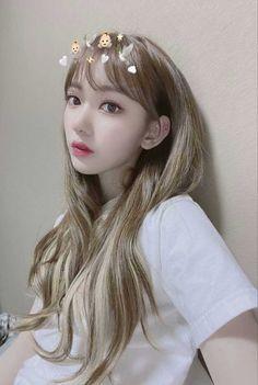 Eyes On Me, Sakura Miyawaki, Pink Envelopes, Famous Girls, Aesthetic Themes, K Idol, Cute Korean, My Little Girl, The Wiz