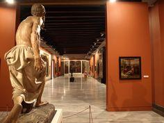 Pinturas mitológicas de Alonso Vázquez en el Museo de Bellas Artes de #Sevilla.