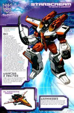 Transformers Universe - Gallery: Armada Starscream