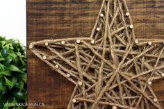 String Art Star