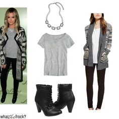 What the Frock? - Affordable Fashion Tips, Celebrity Looks for Less: Celebrity Look for Less: Ashley Tisdale Style