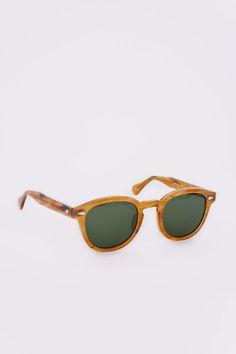 Moscot - Lemtosh Blonde G15 - Très Bien Shop ($200-500) - Svpply