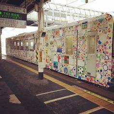 何この電車可愛い() by roroxi