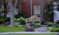 – Perfect Perennial Shade Garden