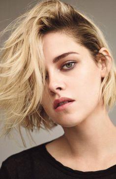 Kristen Stewart is gorgeous!                                                                                                                                                                                 More