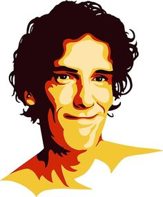 Vector Portrait, Buy Frames, Rock And Roll, Famous People, Art Prints, Drawings, Posters, Illustration, Wallpapers