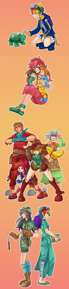 Humanized MLP