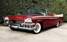 ebay auto #automobili #occasioni #auto #ebay #macchine #vettura Dodge Coronet Super D-500 Convertible 1958 retro classic cars