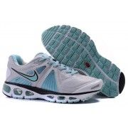 http://www.blackgot.com Nike Air Max Tailwind 2010 Women Grey Blue For Sale