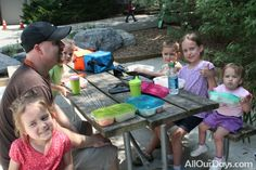 EasyLunchboxes - make lunch packing easy for the family!