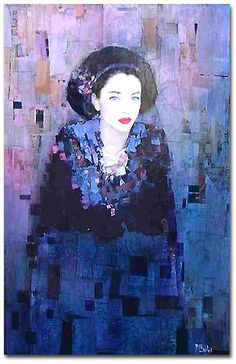 Richard Burlet's Art - looooove this one :)