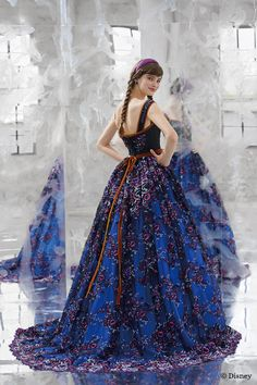 Elegant Dresses, Pretty Dresses, Vintage Dresses, Disney Princess Dresses, Disney Dresses, Ball Dresses, Ball Gowns, Disney Bound Outfits Casual, Robes Disney