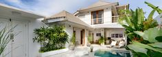Villa Jasmine, Sanur.  A 2 bed, tropical stunner.